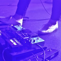 Kerry's pedalboard